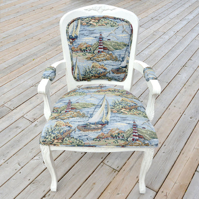 Nautical Arm Chair