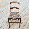 Duck Print Chair