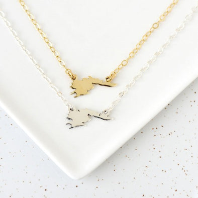 Wolfe Island Necklace