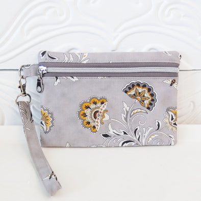 Bee-utiful Wrist Wallet