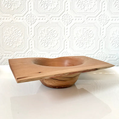 Cherry Ledge Wood Bowl