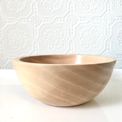 Small Maple Wood Bowl