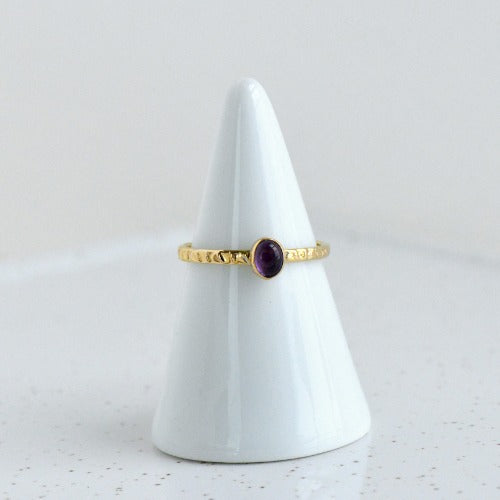 Naveen Stone Stacking Ring