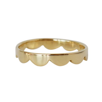 Petal Stacking Ring