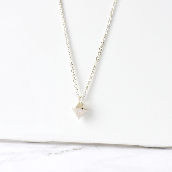 Tori Diamond Necklace