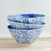 Blue Speckled Bowl