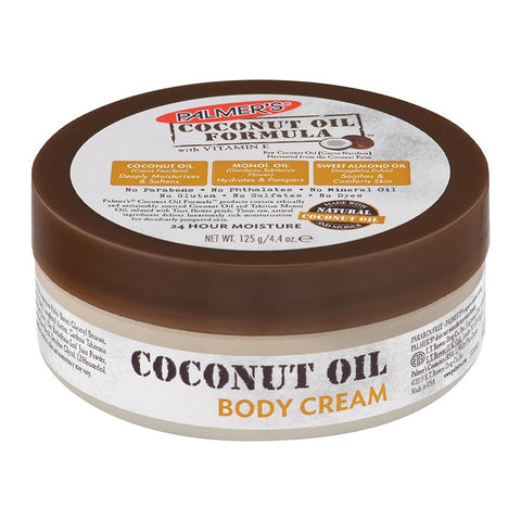 Palmer's Coconut Oil Formula Coconut Oil Body Cream 125g