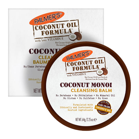 Palmer's Coconut Oil Formula Coconut Oil Cleaning Balm 64g