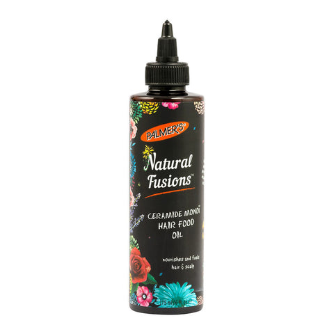 Palmer's Natural Fusions Ceramide Monoi Hair Food Oil 175ml