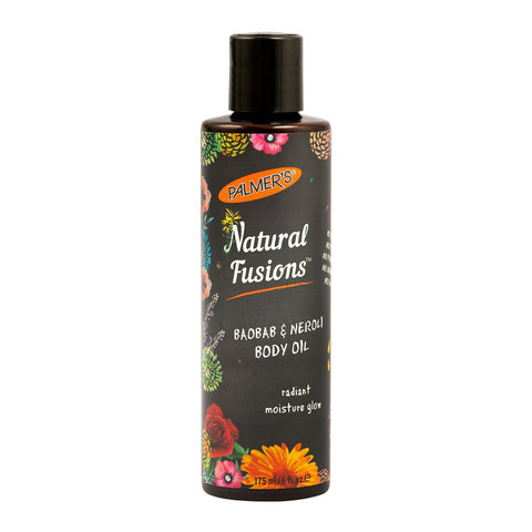 Palmer's Natural Fusions Baobab & Neroli Body Oil 175ml
