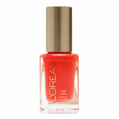L'Oreal Colour Riche Nail Colour 410 L'ORANGE
