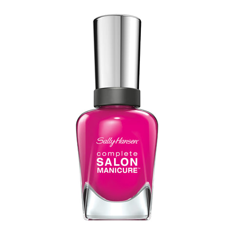 Sally Hansen Complete Salon Manicure 530 BACK TO THE FUCHSIA