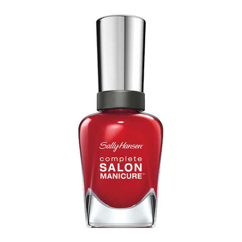 Sally Hansen Complete Salon Manicure 570 RIGHT SAID RED