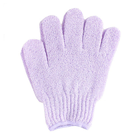 Exfoliating Gloves - LILAC