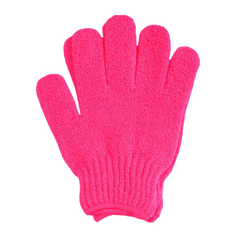 Exfoliating Gloves - POMEGRANATE