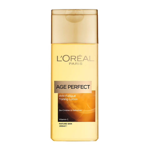 L'Oreal Age Perfect Anti-Fatigue Toning Lotion 200ml