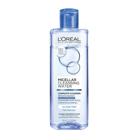 L'Oreal Micellar Water 400ml - Normal/ Combination Skin