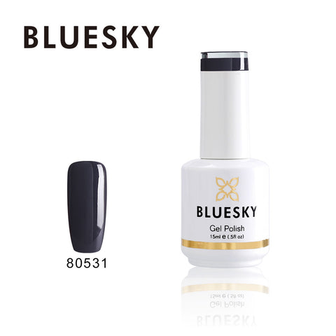 Bluesky Gel Polish 15ml 80531 ASPHALT