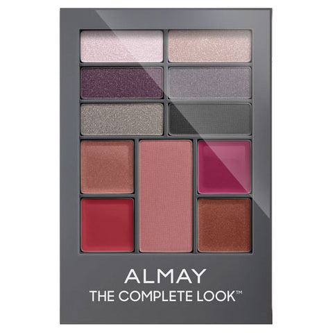 Almay The Complete Look Palette 300 MEDIUM/ DEEP