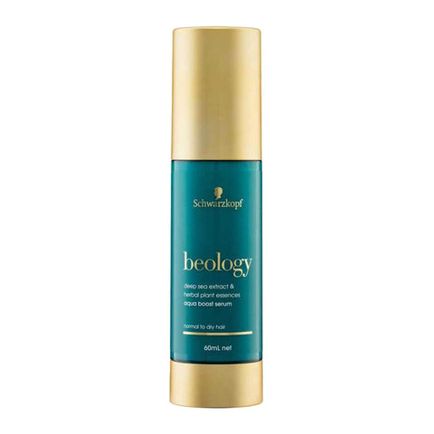 Schwarzkopf Beology Aqua Boost Serum 60ml