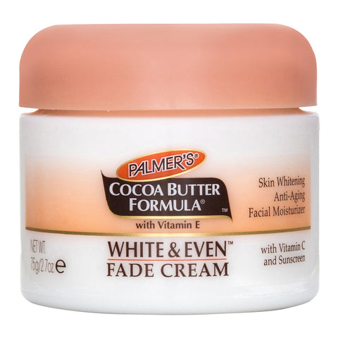 Palmer's Cocoa Butter Formula White & Even Fade Cream 75g