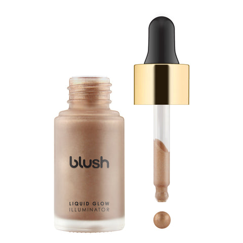 Blush Liquid Glow Illuminator 03 BRONZE