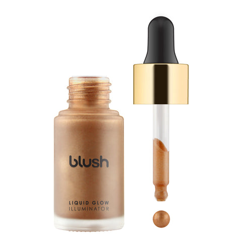 Blush Liquid Glow Illuminator 05 GOLD
