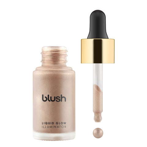 Blush Liquid Glow Illuminator 07 ROSE GOLD