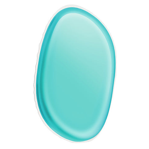 Blush silicone blender BLUE