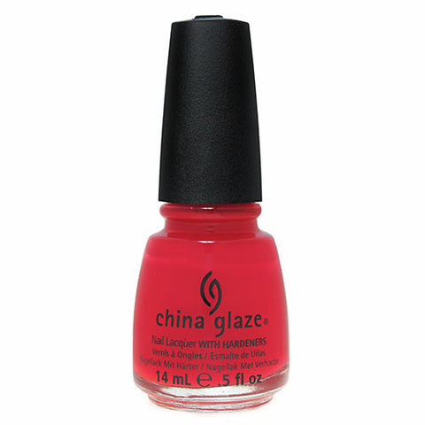 China Glaze Nail Lacquer 024 AZTEC ORANGE