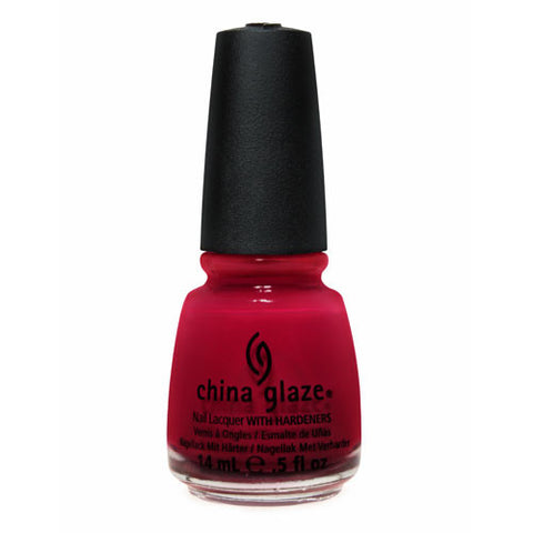 China Glaze Nail Lacquer 039 SCARLET