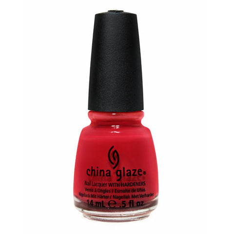 China Glaze Nail Lacquer 069 ITALIAN RED