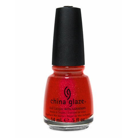 China Glaze Nail Lacquer 714 CHERRY PIE