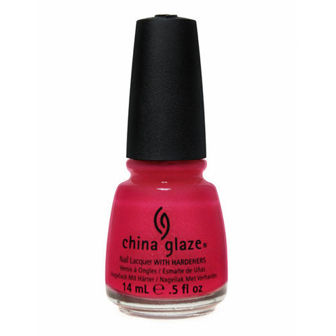 China Glaze Nail Lacquer 716 STRAWBERRY FIELDS