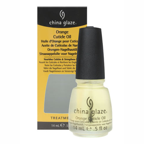 China Glaze Nail Lacquer 908 ORANGE CUTICLE OIL