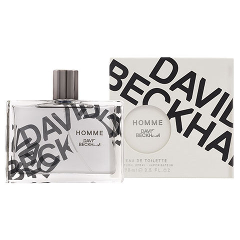 David Beckham Homme EDT 75ml Spray