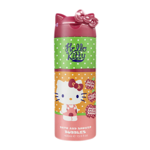 Hello Kitty Juicy Apple Bubble Bath 400ml