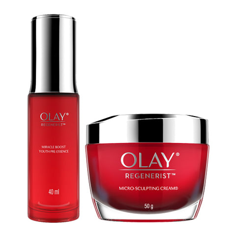 Olay Regenerist  Miracle Duo Set