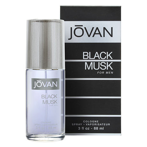 Jovan Black Musk for Men EDC 88ml Spray