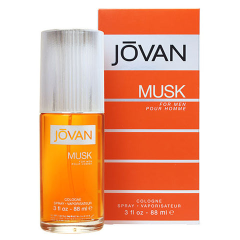 Jovan Musk for Men EDC 88ml Spray