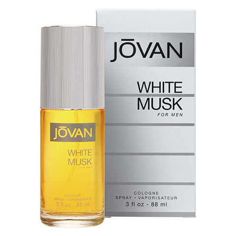 Jovan White Musk for Men EDC 88ml Spray
