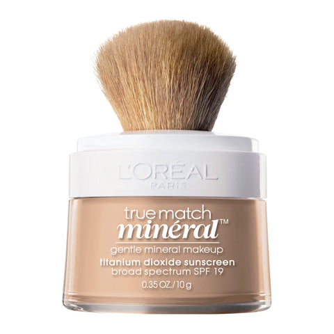 L'Oreal True Match Mineral Powder SPF19 N6 HONEY BEIGE