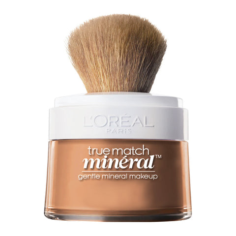 L'Oreal True Match Gentle Mineral Powder C7 NUT BROWN