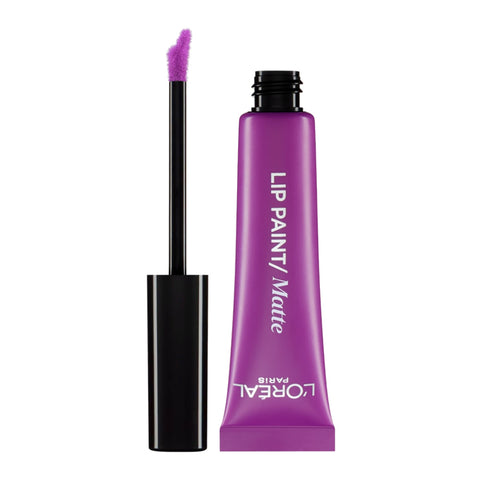 L'Oreal Infallible Lip Paint Matte 8ml 207 WUTHERING PURPLE