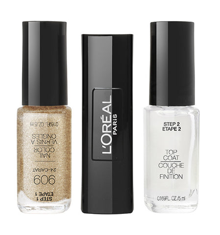 L'Oreal Infallible Pro-Last Nailcolor 909 24-CARAT