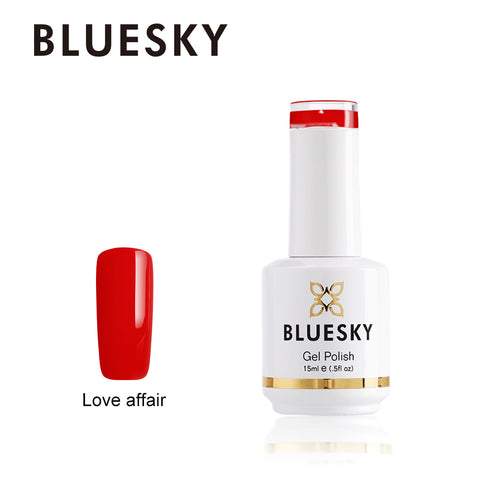 Bluesky Gel Polish 15ml LOVE AFFAIR