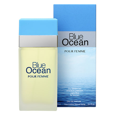 Blue Ocean EDP 100ml Spray (like Light Blue by Dolce & Gabbana)