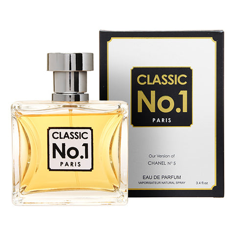 Classic No.1 EDP 100ml Spray (like No.5 by Chanel)