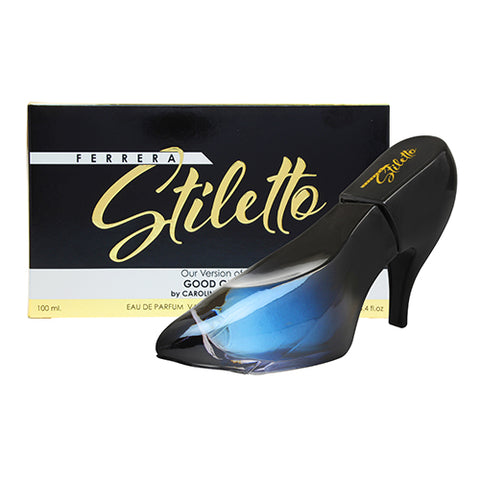 Ferrera Stiletto EDP 100ml Spray (like Good Girl by Carolina Herrera)