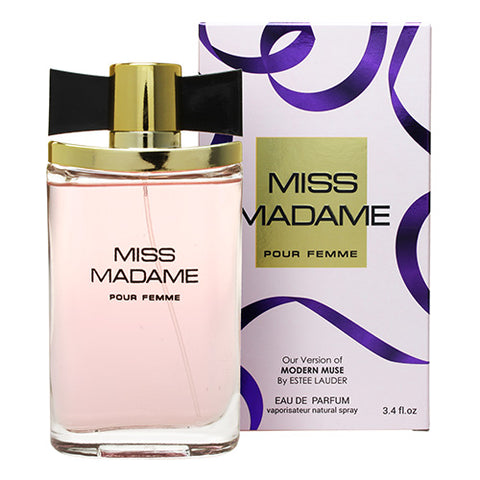Miss Madame EDP 100ml Spray (like Modern Muse by Estee Lauder)